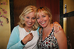 Tina Sloan and Britt (wife of Robert Newman) - Final Meet and Greet - Day 5 - Wednesday August 4, 2010 - So Long Springfield at Sea on the Carnival's Glory (Photos by Sue Coflin/Max Photos)