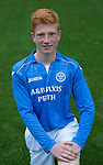 St Johnstone FC Academy U15's<br /> Euan O'Reilly<br /> Picture by Graeme Hart.<br /> Copyright Perthshire Picture Agency<br /> Tel: 01738 623350  Mobile: 07990 594431