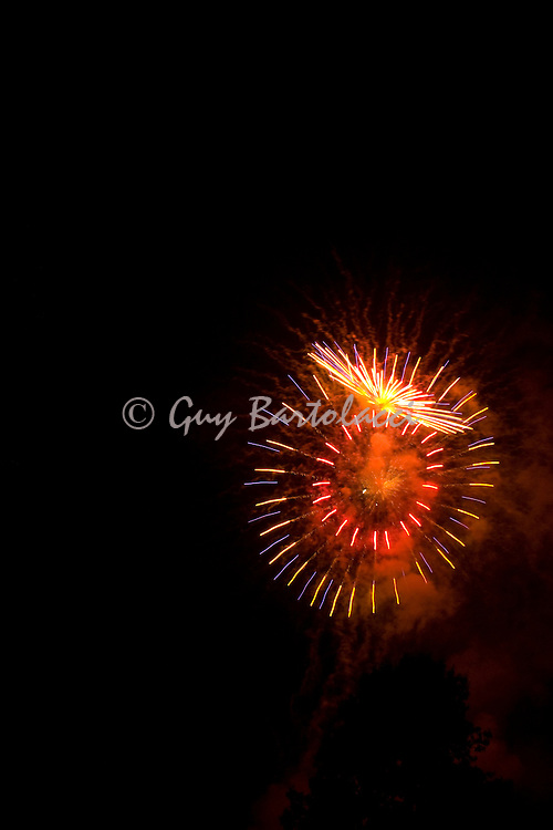 Allentown Fireworks