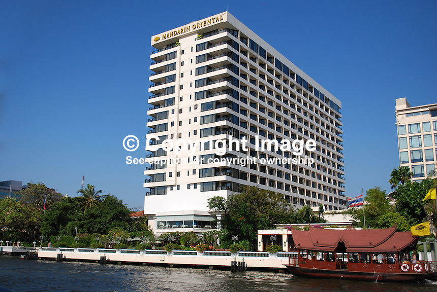 Mandarin Oriental Hotel, Bangkok, Thailand, 201003143285..Copyright Image from Victor Patterson, 54 Dorchester Park, Belfast, UK, BT9 6RJ..Tel: +44 28 9066 1296.Mob: +44 7802 353836.Voicemail +44 20 8816 7153.Skype: victorpattersonbelfast.Email: victorpatterson@mac.com.Email: victorpatterson@ireland.com (back-up)..IMPORTANT: If you wish to use this image or any other of my images please go to www.victorpatterson.com and click on the Terms & Conditions. Then contact me by email or phone with the reference number(s) of the image(s) concerned.