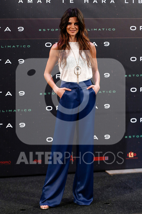 "Clara Lago attends the junket of the film ""Orbita 9"" in Madrid, Spain. April 05, 2017. (ALTERPHOTOS / Rodrigo Jimenez)"
