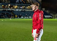Fleetwood Town's Gerard Garner pictured before the match<br /> <br /> Photographer Andrew Kearns/CameraSport<br /> <br /> The EFL Sky Bet League One - Wycombe Wanderers v Fleetwood Town - Tuesday 11th February 2020 - Adams Park - Wycombe<br /> <br /> World Copyright © 2020 CameraSport. All rights reserved. 43 Linden Ave. Countesthorpe. Leicester. England. LE8 5PG - Tel: +44 (0) 116 277 4147 - admin@camerasport.com - www.camerasport.com