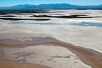 Swan Lake salt march in Utah