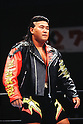 Kensuke Sasaki, FEBBUARY 12, 1995 - Pro-Wrestling :  Kensuke Sasaki is senn during the New Japan Pro Wrestling event in Japan. (Photo by Yukio Hiraku/AFLO)