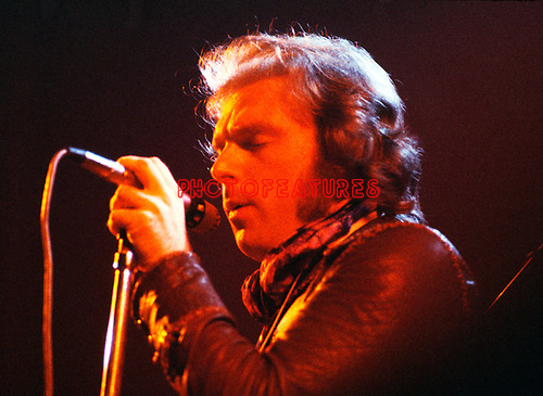 Van Morrison 1974<br /> &copy; Chris Walter
