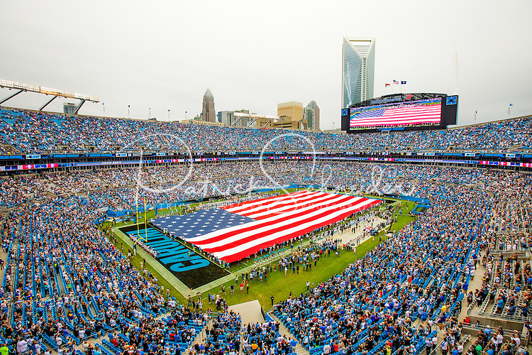 Sports action photography of the Carolina Panthers against the Detroit Lions during their NFL game at Bank of America Stadium in Charlotte, North Carolina.  <br /> <br /> Charlotte Photographer - Patrick SchneiderPhoto.com