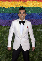 NEW YORK, NEW YORK - JUNE 09: Denny Directo attends the 73rd Annual Tony Awards at Radio City Music Hall on June 09, 2019 in New York City. <br /> CAP/MPI/IS/JS<br /> ©JSIS/MPI/Capital Pictures