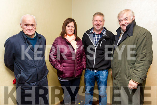 At the  IFA and  NEWKD  'Future of farming' conference at Manor West Hotel on Tuesday were Edward Shanahan, Trish Buckley, DJ Buckley and Richard Hartnett