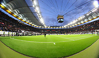 Wieder ausverkauft beim UEFA Europa League Spiel in Frankfurt - 07.03.2019: Eintracht Frankfurt vs. Inter Mailand, UEFA Europa League, Achtelfinale, Commerzbank Arena, DISCLAIMER: DFL regulations prohibit any use of photographs as image sequences and/or quasi-video.