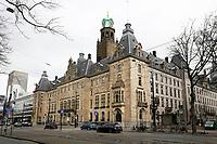 Nederland Rotterdam   2017  . Stadhuis van Rotterdam aan de Coolsingel. Foto Berlinda van Dam / Hollandse Hoogte
