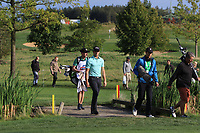 Haydn Porteous (RSA) on the 17th fairway during Round 4 of the D+D Real Czech Masters at the Albatross Golf Resort, Prague, Czech Rep. 03/09/2017<br /> Picture: Golffile | Thos Caffrey<br /> <br /> <br /> All photo usage must carry mandatory copyright credit     (&copy; Golffile | Thos Caffrey)