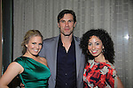 One Life To Live and As The World Turns Terri Conn and Austin Peck - Marcia Tovsky throws her annual party on May 9, 2013 with actors from One Life To Live and As The World for a get together at Noir in New York City, New York.(Photo by Sue Coflin/Max Photos)