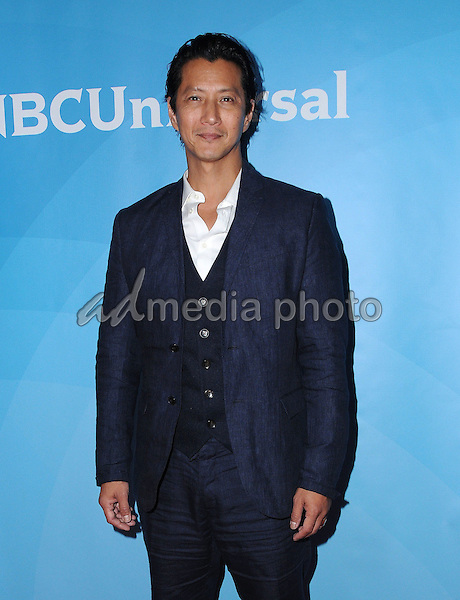 03 August 2016 - Beverly Hills, California. Will Yun Lee. 2016 NBCUniversal Summer Press Tour Day 2 held at the Beverly Hilton Hotel. Photo Credit: Birdie Thompson/AdMedia