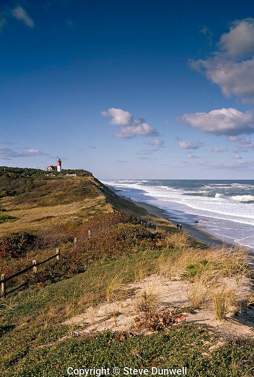Nauset lighthouse, Cape Cod National Seashore, Eastham, MA
