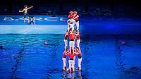 The opening ceremony<br /> Palau Sant Jordi, Barcelona (Spain) 19/07/2013 <br /> Fina World Championships Barcelona 2013<br /> © Giorgio Perottino / Insidefoto