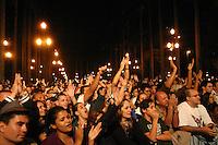 SÃO PAULO-SP- 05 DE MAIO DE 2012-VIRADA CULTUTRAL- Stand Up- Show de Abertura – Tom Cavalcanti em frente a Catedral da Sé zona central da capital paulista. FOTO: DENIS OLIVEIRA / BRAZIL PHOTO PRESS.