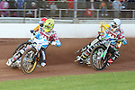 BIRMINGHAM v LAKESIDE<br /> ELITE LEAGUE<br /> WEDNESDAY 24TH APRIL 2013<br /> PERRY BARR STADIUM<br /> HEAT 3