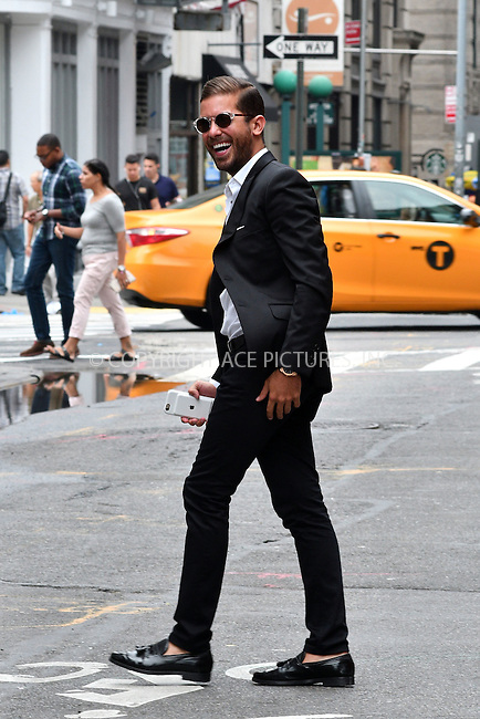 www.acepixs.com<br /> <br /> August 1 2016, New York City<br /> <br /> TV reality star and real estate agent Luis Ortiz walks in Tribeca on August 1 2016 in New York City<br /> <br /> By Line: Curtis Means/ACE Pictures<br /> <br /> <br /> ACE Pictures Inc<br /> Tel: 6467670430<br /> Email: info@acepixs.com<br /> www.acepixs.com