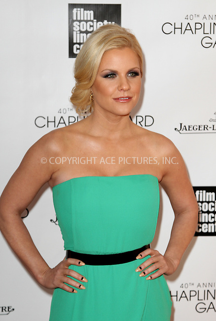 WWW.ACEPIXS.COM....April 22 2013, New York City....Carrie Keagan arriving at the 40th Anniversary Chaplin Award Gala at Avery Fisher Hall at the Lincoln Center on April 22, 2013 in New York City.....By Line: Zelig Shaul/ACE Pictures......ACE Pictures, Inc...tel: 646 769 0430..Email: info@acepixs.com..www.acepixs.com