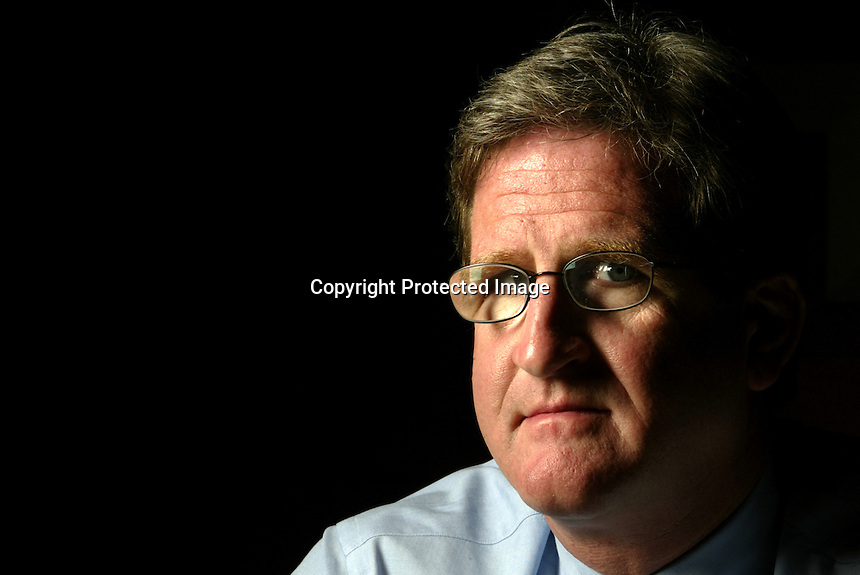 John Hogan, CEO, Clear Channel Radio. San Antonio, TX<br /> Photo by Chris Covatta