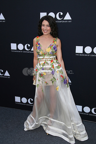 LOS ANGELES, CA - MAY 14: Lisa Edelstein arrives at the MOCA Gala 2016 at The Geffen Contemporary at MOCA on May 14, 2016 in Los Angeles, California. Credit: Parisa/MediaPunch.