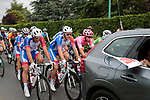 Arnaud Demare (FRA) Groupama-FDJ ready to start Stage 2 of the Route d'Occitanie 2019, running 187.7km from Labruguière to Martres-Tolosane, France. 21st June 2019<br /> Picture: Colin Flockton | Cyclefile<br /> All photos usage must carry mandatory copyright credit (© Cyclefile | Colin Flockton)
