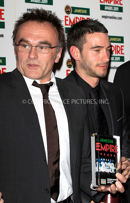 ACEPIXS.Com.............US SALES ONLY.....March 29 2009, London..Danny Boyle at The Jameson Empire Film Awards 2009 at the Grosvenor House hotel on March 29 2009 in London ...Please by line:  Famous/ACEPIXS.com..ACE Pictures, Inc.tel: 212 243 8787 or 646 769 0430.Fax: 212 243 8718.Email: info@acepixs.com.www.acepixs.com.