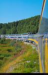 Denali Star, Alaska Railroad, Alaska