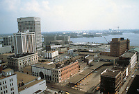 1982 July 01..Redevelopment.Downtown South (R-9)..WATERSIDE.CONSTRUCTION PROGRESS...NEG#.NRHA#..