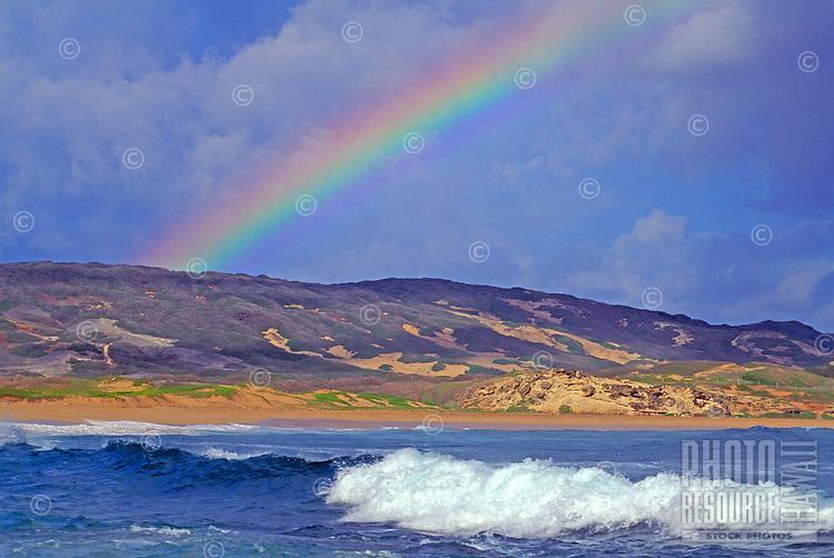 Moomomi Dunes and Beach, Molokai
