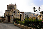 Travel stock photo of Timios Stavros church in Parekklisia village near Limassol in Cyprus Spring 2007 Horizontal