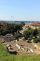 Parco Archeologico (römisch) in Porto Torres, Provinz Sassari, Nord - Sardinien, Italien
