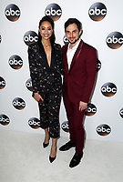 PASADENA, CA - JANUARY 8- Amber Stevens West, Andrew J. West, at Disney ABC Television Group Hosts TCA Winter Press Tour 2018 at the Langham Hotel in Pasadena, California on January 8, 2018. <br /> CAP/MPI/FS<br /> &copy;FS/MPI/Capital Pictures