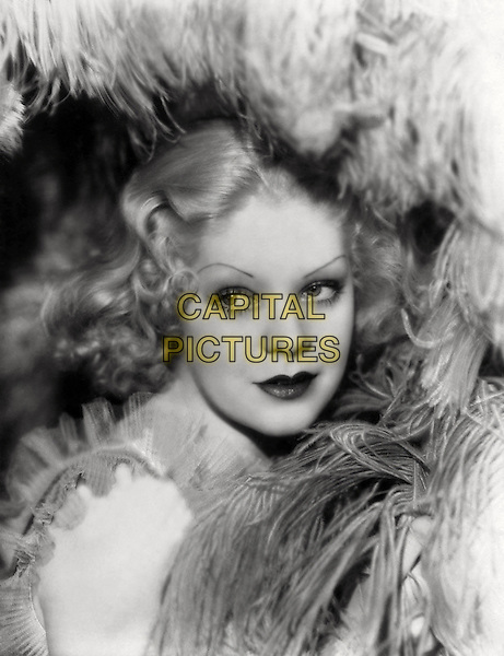 Alice Faye<br /> *Filmstill - Editorial Use Only*<br /> CAP/NFS<br /> Image supplied by Capital Pictures