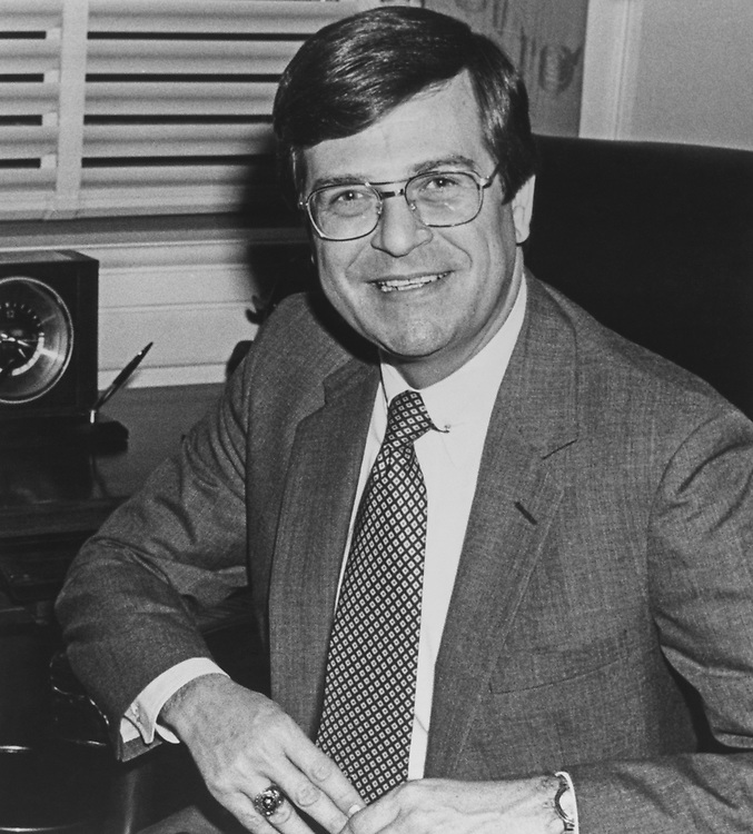 Rep. Trent Lott, R-Miss., on Aug 17, 1983. (Photo by CQ Roll Call via Getty Images)