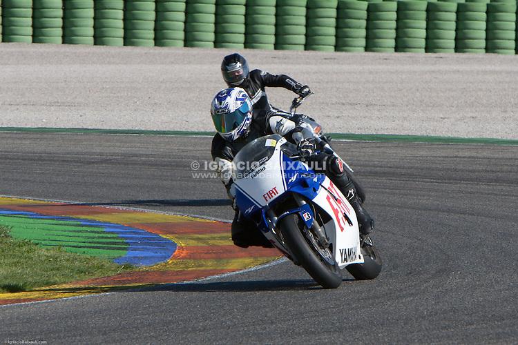 22/4/2012 Tandas Populares. Circuito de la Comunidad Valenciana Ricardo Tormo