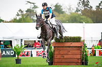 NZL-Nick Brooks rides For Fame during the CIC3* Eventing Cross Country. 2018 NZL-Horse of the Year Show. Hastings. Saturday 17 March. Copyright Photo: Libby Law Photography