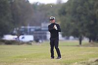 Soren Kjeldsen (DEN) on the 13th fairway during Round 3 of the Sky Sports British Masters at Walton Heath Golf Club in Tadworth, Surrey, England on Saturday 13th Oct 2018.<br /> Picture:  Thos Caffrey | Golffile