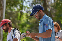 Adam Hadwin (CAN) makes his way to the 3rd tee during round 1 of the World Golf Championships, Mexico, Club De Golf Chapultepec, Mexico City, Mexico. 3/1/2018.<br /> Picture: Golffile | Ken Murray<br /> <br /> <br /> All photo usage must carry mandatory copyright credit (&copy; Golffile | Ken Murray)