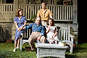 All My Sons by Arthur Miller,directed by Howard Davies. With Jemima Rooper as Ann Deever,David Suchet as Joe Keller,Stephen Campbell Moore as Chris Kellertt, Zoe Wanamaker as Kate Keller.Opens at The Apollo  Theatre on 27/5/10 Credit Geraint Lewis