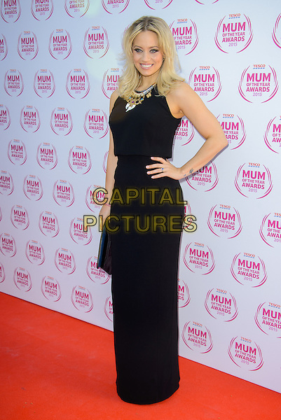 LONDON, ENGLAND - MARCH 01: Kimberly Wyatt attends the Tesco Mum Of The Year Awards 2015 at the Savoy Hotel, on March 01, 2015 in London, England. <br /> CAP/JC<br /> &copy;JC/Capital Pictures