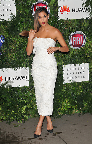 Nicole Scherzinger at the One For The Boys Charity Ball in aid of the One For The Boys charity, Victoria &amp; Albert Museum, Cromwell Road, London, England, UK, on Sunday 12 June 2016.<br /> CAP/CAN<br /> &copy;CAN/Capital Pictures /MediaPunch ***NORTH AND SOUTH AMERICAS ONLY***