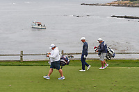 Bryson DeChambeau (USA) heads down 7 during round 2 of the 2019 US Open, Pebble Beach Golf Links, Monterrey, California, USA. 6/14/2019.<br /> Picture: Golffile | Ken Murray<br /> <br /> All photo usage must carry mandatory copyright credit (© Golffile | Ken Murray)