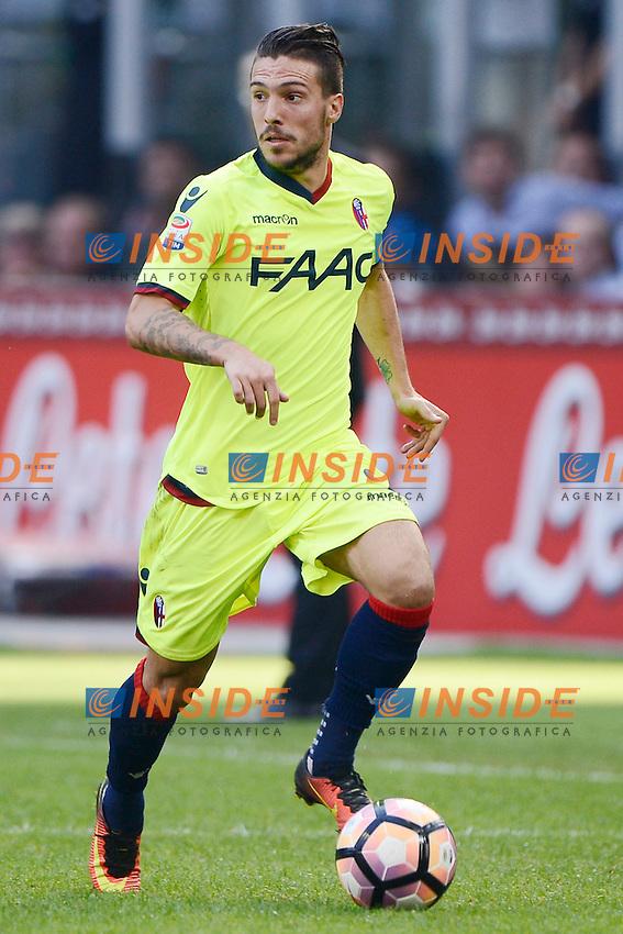 Simone Verdi Bologna<br /> Milano 25-09-2016 Stadio Giuseppe Meazza - Football Calcio Serie A Inter - Bologna. Foto Giuseppe Celeste / Insidefoto