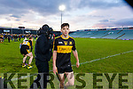 Tony Brosnan Dr. Crokes players and supporters celebrate defeating Corofin in the Semi Final of the Senior Football Club Championship at the Gaelic Grounds, Limerick on Saturday.