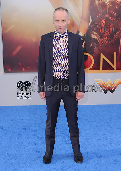 "25 May 2017 - Hollywood, California - Ewen Bremner. World  Premiere of Warner Bros. Pictures'  ""Wonder Woman"" held at The Pantages Theater in Hollywood. Photo Credit: Birdie Thompson/AdMedia"
