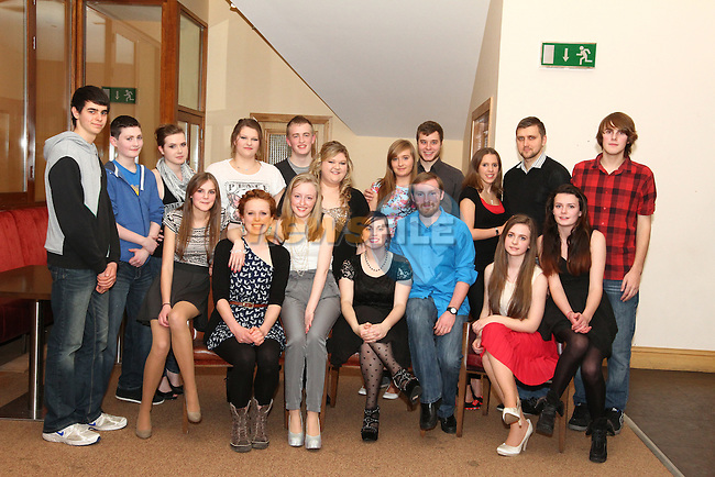 Joy McKeon's 21st Birthday Party in The Thatch.<br /> Picture: Shane Maguire / www.newsfile.ie