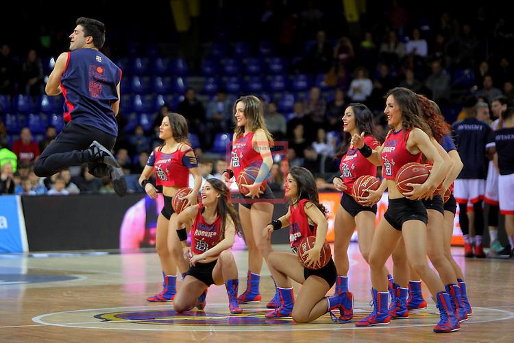 League ACB-ENDESA 2016/2017 - Game: 21.<br /> FC Barcelona Lassa vs ICL Manresa: 92-72.<br /> Dream Cheers.