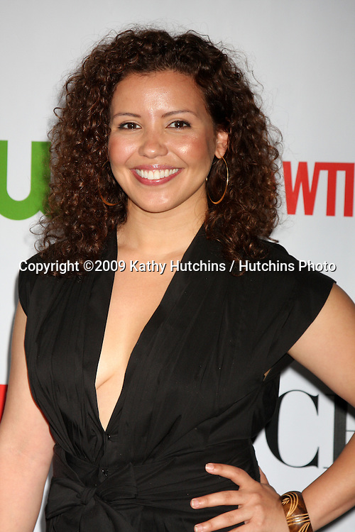Justina Machado  arriving at the CBS / Showtime / CW CBS Television Distribution TCA Stars Party at the Huntington Library in San Marino, CA  on August 3, 2009 .©2009 Kathy Hutchins / Hutchins Photo..