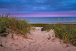 First Encounter Beach in Eastham, Cape Cod, Massachusetts, USA
